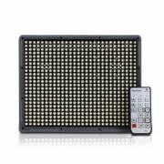 APUTURE LED HR-672S Lámpara Video 25° Spot + Mando a Distancia