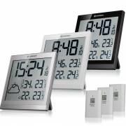 BRESSER TemeoTrend JC LCD Reloj meteorológico
