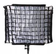 BRESSER Caja de luz con Panal de abejae para LS-600