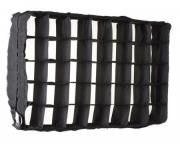 BRESSER Caja de luz con el panal para MM-08D