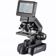Microscopio BRESSER Biolux Touch 5 MP HDMI para Colegios y Aficionados