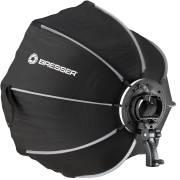 Softbox octogonal BRESSER Super Quick 65cm para Flash de Cámara