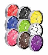 BRESSER MyTime DCF Reloj de pared Termo-/ Higro- 25cm