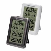Termohigrómetro con reloj BRESSER MyClimate