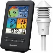 Estación meteorológica BRESSER W-LAN en Color con Sensor de luz/UV 4en1