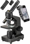 Microscopio NATIONAL GEOGRAPHIC 40x-1280x con Soporte para Smartphone