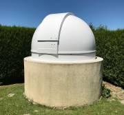 PULSAR 2.2m Observatorio - Construcción baja