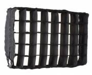 BRESSER Caja de luz con el panal para MM-07D
