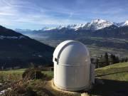 Observatorio PULSAR de 2,7m - construcción alta