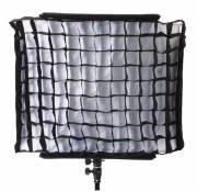 BRESSER Caja de luz + Panal de abeja para LS-900