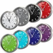 BRESSER MyTime DCF Thermo-/ Hygro- reloj de pared 25cm