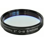 "EXPLORE SCIENTIFIC 2"" O-III Filtro de niebla 12nm"