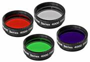 Meade Set #1 de filtros de color 31.7mm (1.25'')