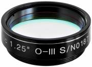"EXPLORE SCIENTIFIC 1,25"" O-III Filtro de niebla 12nm"