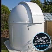 PULSAR 2.2m Observatorio - Construcción alta