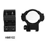 Hawke Match D25/R11/H10 medium Montaje