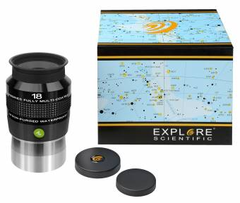 "Explore Scientific 82° Ar Ocular 18mm (2"")"