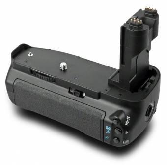 APUTURE BP-E7 Empuñadura de batería para Canon EOS 7D