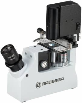 Microscopio de Expedición BRESSER Science XPD-101