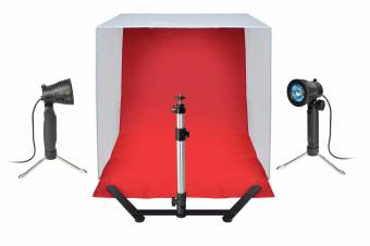 BRESSER BR-2118B Caja de luz 60x60x60cm