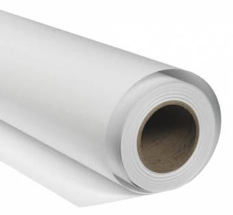 BRESSER SBP08 Fondo de papel 1,36x11m blanco ártico