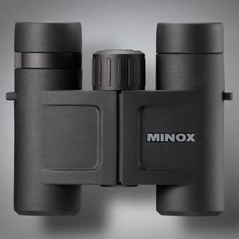 Minox BV 10x25 BRW Prismáticos