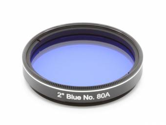 "EXPLORE SCIENTIFIC Filtro 2"" azul nr. 80A"