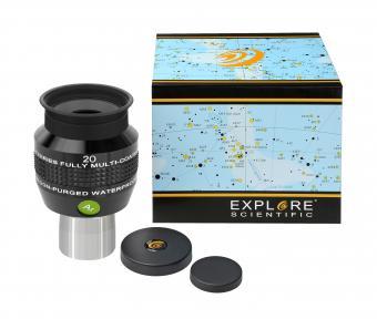 """Explore Scientific 68° Ar Ocular 20mm (1,25"""")"""