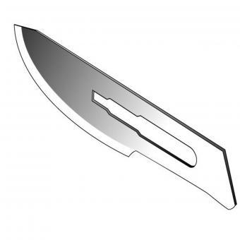 Euromex PB.5095 Scalpel blades with sharp tip