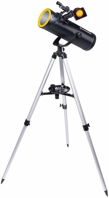 Telescopio con Filtro solar BRESSER Solarix 114/500