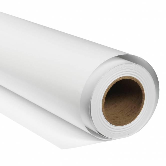 BRESSER SBP01 Fondo de papel 2,72 x 11m Blanco Ártico