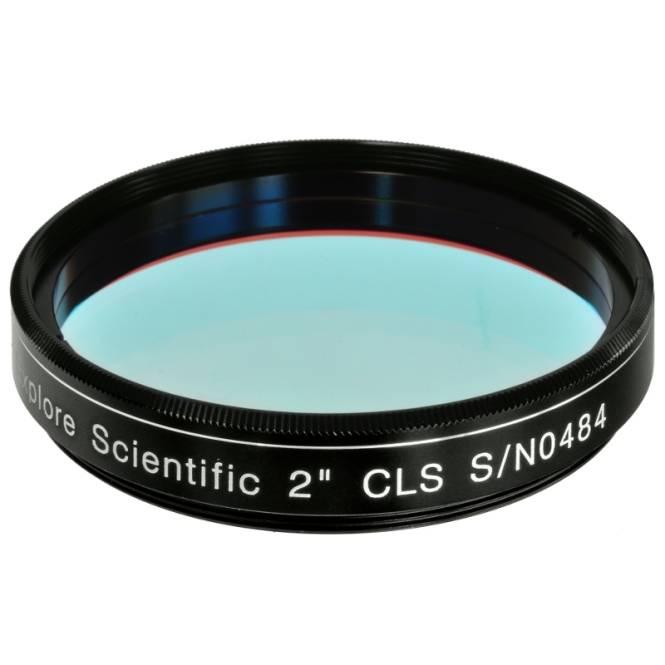 """Explore Scientific 2"""" CLS Filtro de niebla"""