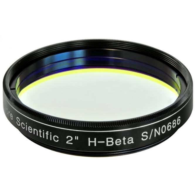 """Explore Scientific 2"""" H-Beta Filtro de niebla"""