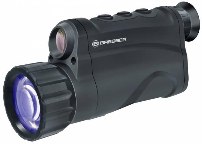 BRESSER 5X50 Visor nocturno digital con Función de Grabación