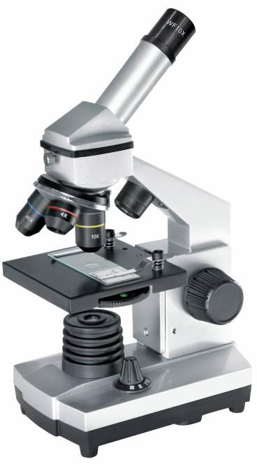 BRESSER Biolux CA 40x-1024x Microscopio