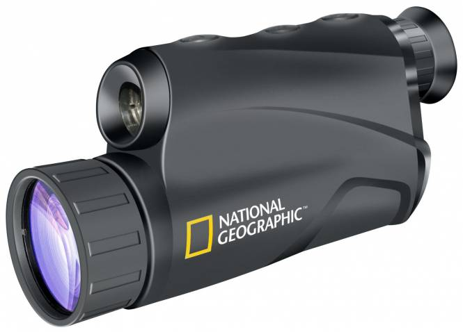 NATIONAL GEOGRAPHIC 3x25 Visor nocturno