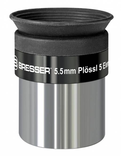 "BRESSER 5,5mm Ocular 60° 5 Elements 31.7mm/1.25"""