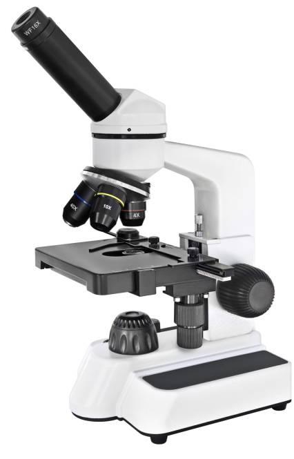 BRESSSER Biorit 20x-1280x Microscopio