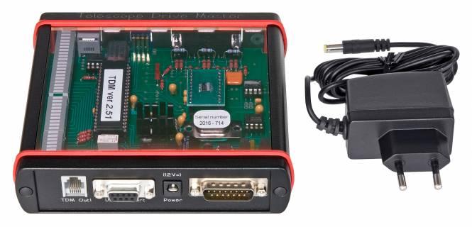 EXPLORE SCIENTIFIC TDM Controlador y Cable