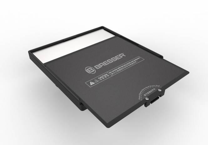 Plataforma constructiva de recambio BRESSER para impresora 3D REX (art. n.º 2010100)