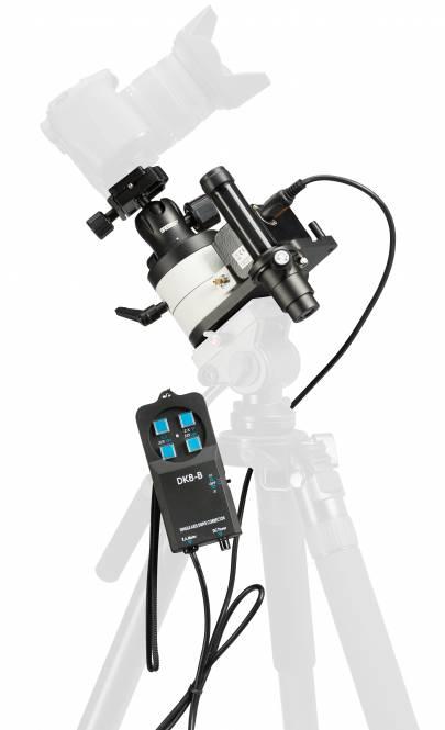 Montura BRESSER para Astrofotografía sin Trípode
