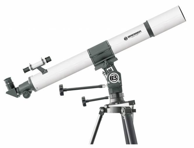 BRESSER Taurus 90/900 NG Telescopio