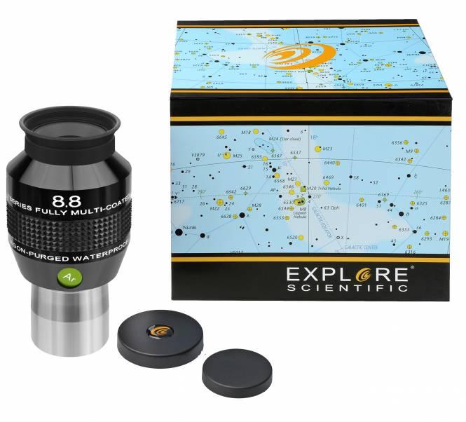 """Explore Scientific 82° N2 Ocular 8,8mm (1,25"""")"""