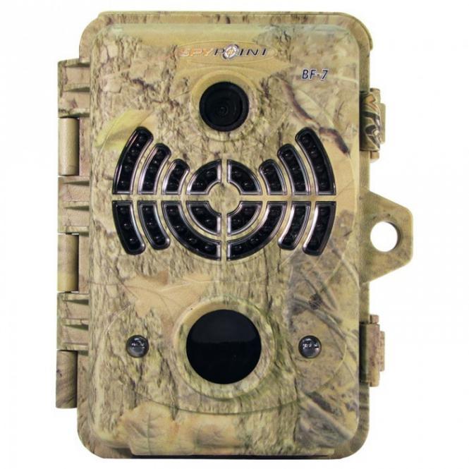 SpyPoint BF-8 Cámara del rostro y seguridad 8MP