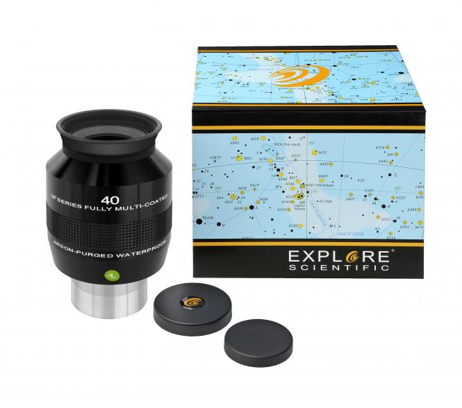 "Explore Scientific 68° Ar Ocular 40mm (2"")"