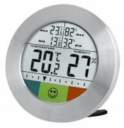 BRESSER Temeo Hygro Circuitu termómetro/higrómetro digital
